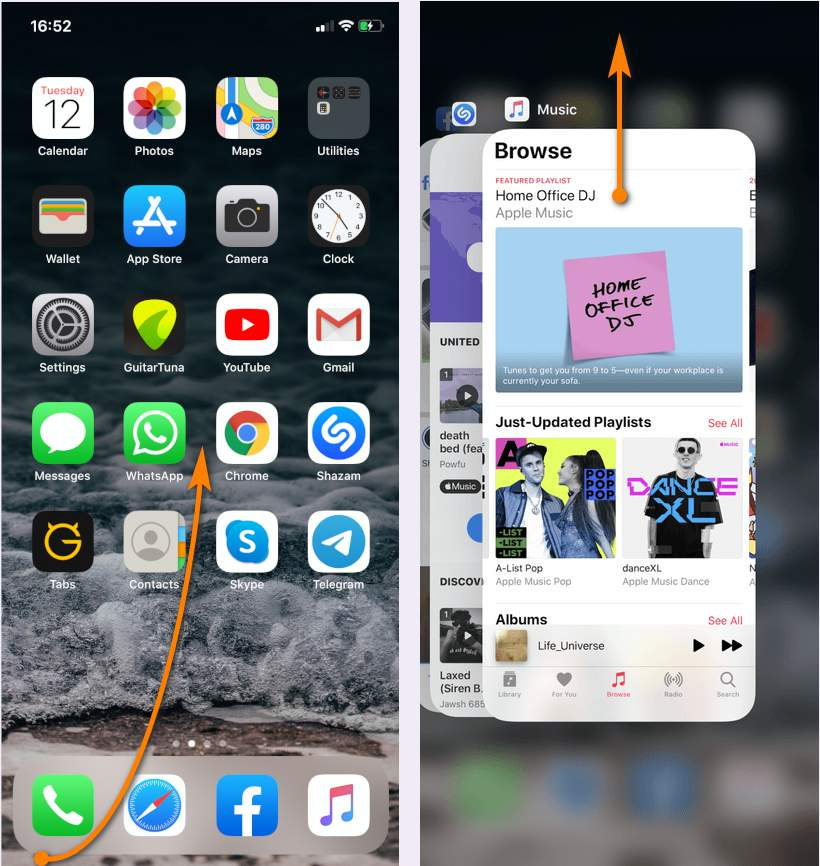 switch off iphone apps - How To Get Rid Of Background Apps On Iphone 11