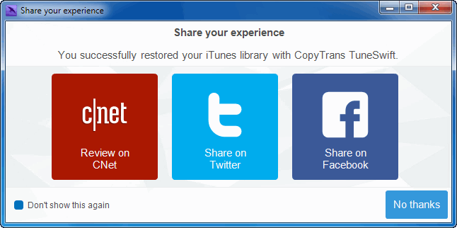 How to transfer iTunes library from old PC to Windows 10?