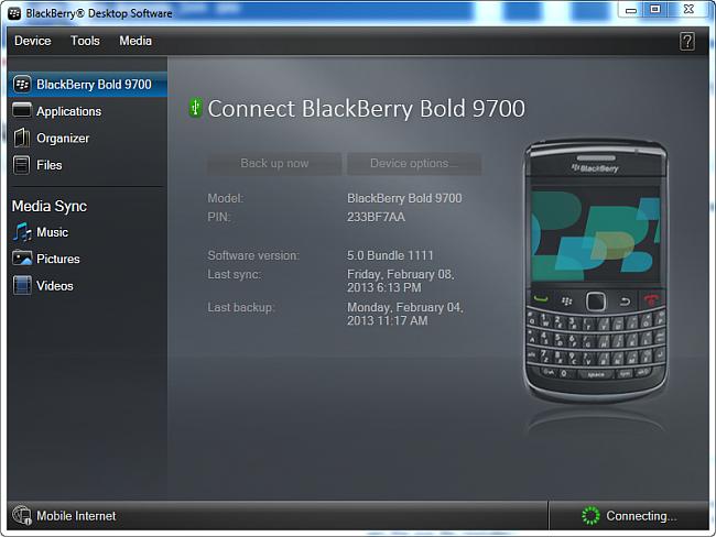 blackberry handy software download
