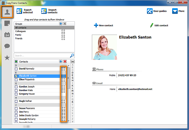 Configuring and using display picture in Exchange Server 2010