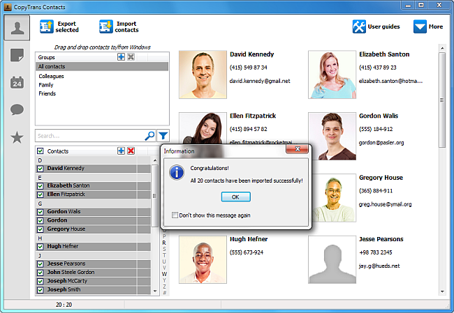 Update your photo and account information in Outlook Web ...