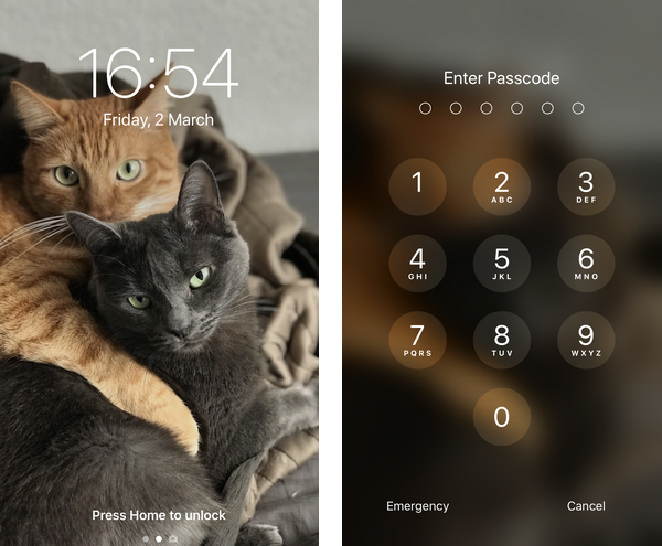 how to unlock iphone with passcode
