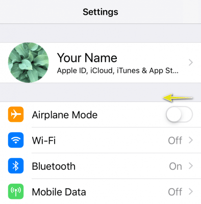 how-to-disable-an-airplane-mode