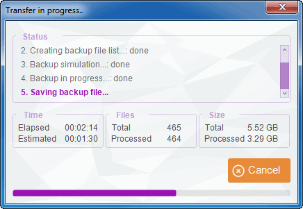 latest changes button in copytrans tuneswift program window