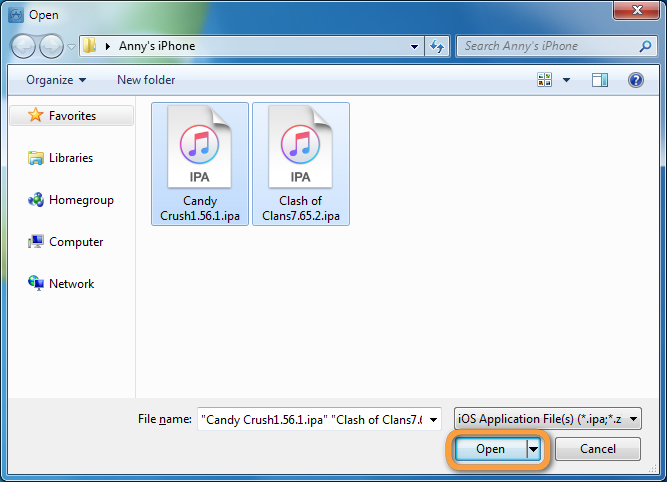 IPA Installer - Install IPA files directly on iPhone iPad