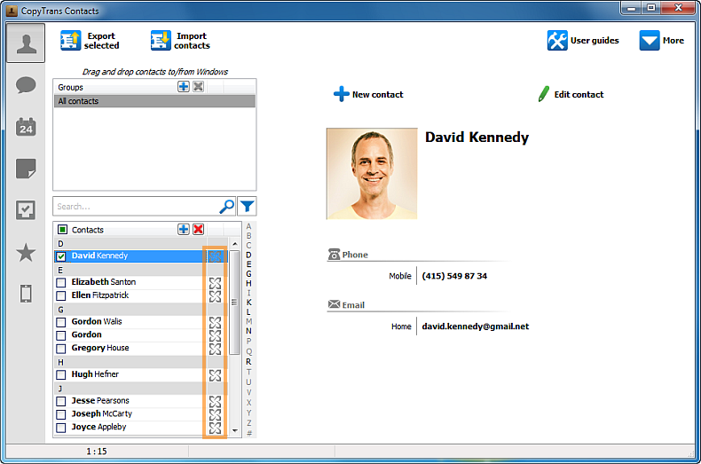 User Photo in Exchange, Lync and Active Directory