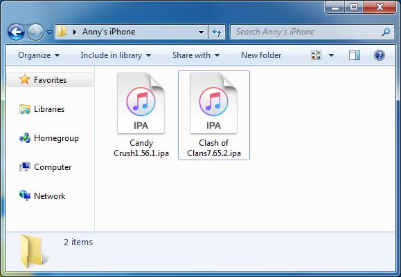 zip files in windows explorer window