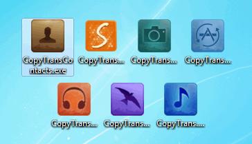 copytrans standalone program executables