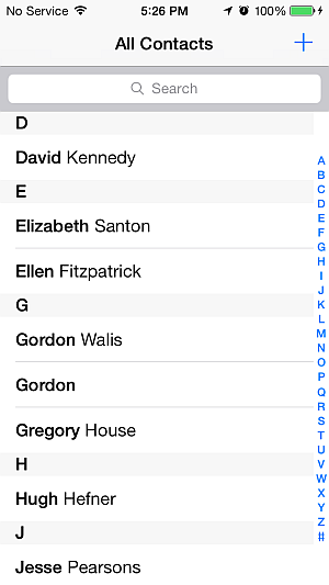Outlook Address Book To Iphone