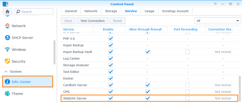 How to securely manage your Synology NAS calendar