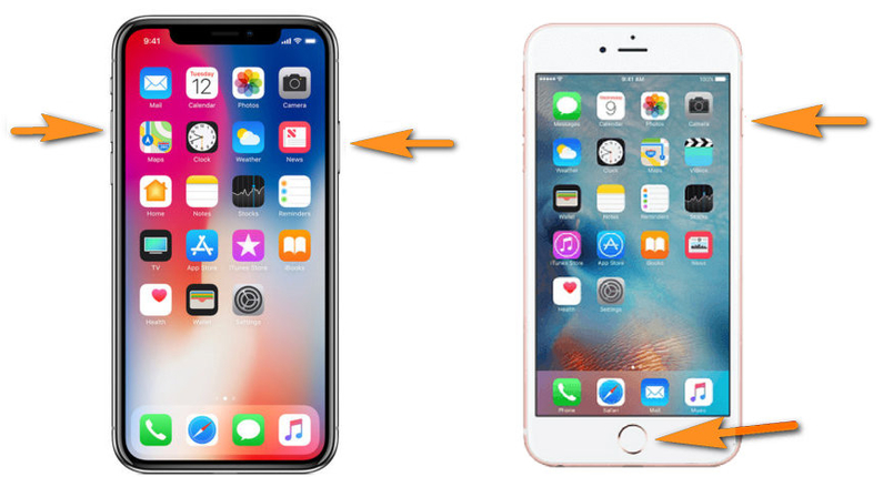 Here's how to make a screenshot on iPhone X and all iPhones, including iPhone 8 & 8 Plus