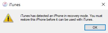 itunes notification