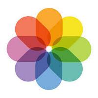 iOS Photos app logo