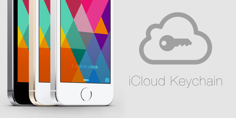 learn more about icloud keychain