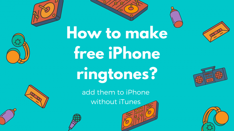 how to make iphone ringtones cover