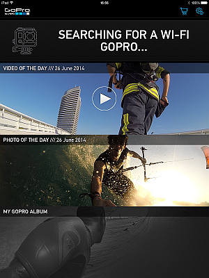 official gopro app for ipad