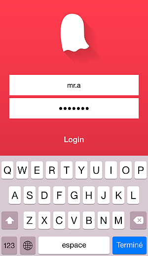 log in to snaphack