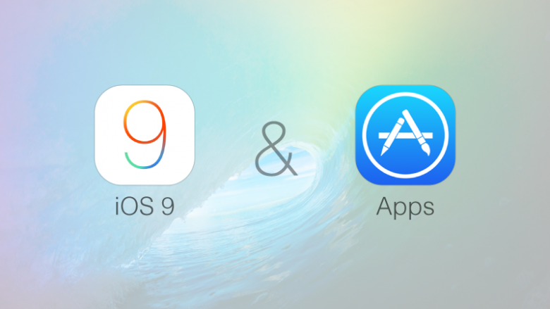 iOS 9 and iphone apps