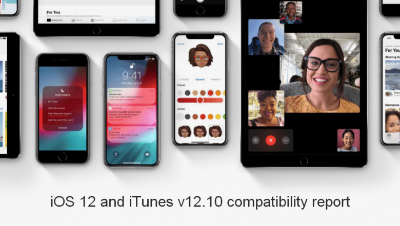 iOS 12 compatibility with CopyTrans