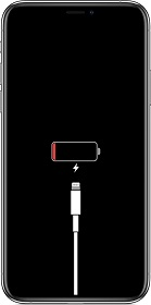battery is charging