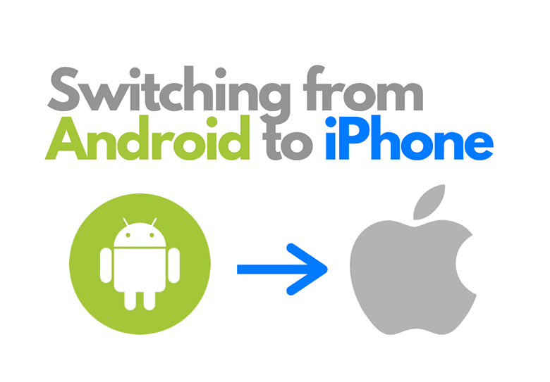 Switching from Android to iPhone