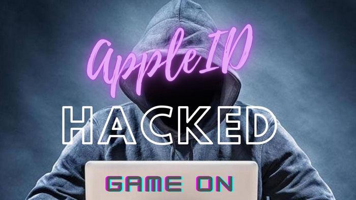 apple id hacked